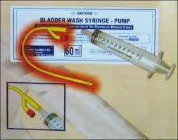Bladder Syringes